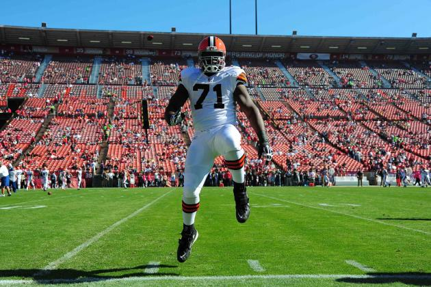 Ahtyba Rubin: Underrated Cleveland Browns DT Is Set for a Breakout 2012 Season