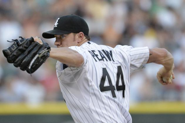 Chicago White Sox Limp into Detroit for AL Central Showdown