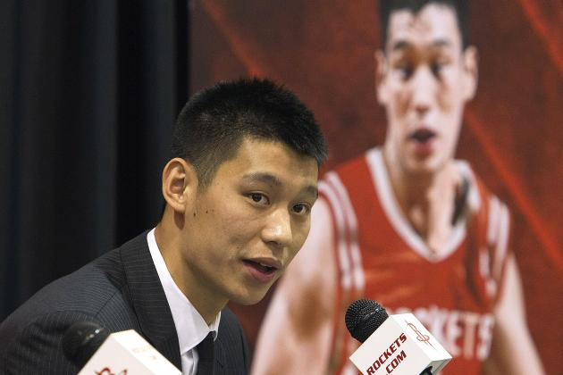 Jeremy Lin Won Free Agency as Soon as He Got to Speak