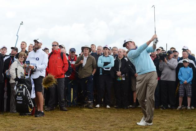 British Open TV Schedule 2012: When and Where to Catch Round 3 Action