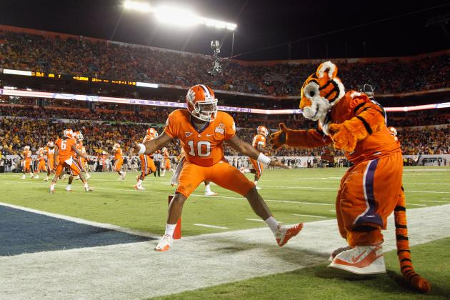 Clemson Football: Is Tajh Boyd Worthy of Tigers All-Time Top 25 Status?