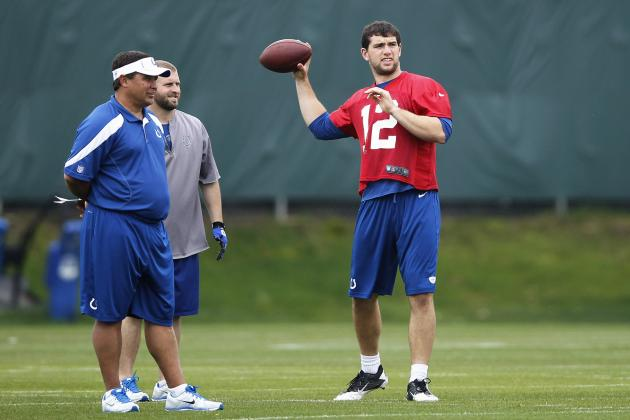 Indianapolis Colts: What Andrew Luck Must Do to Make Good on Monster Contract
