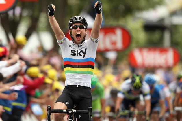 2012 Tour De France: Mark Cavendish Reminds Everyone Why He's the Best