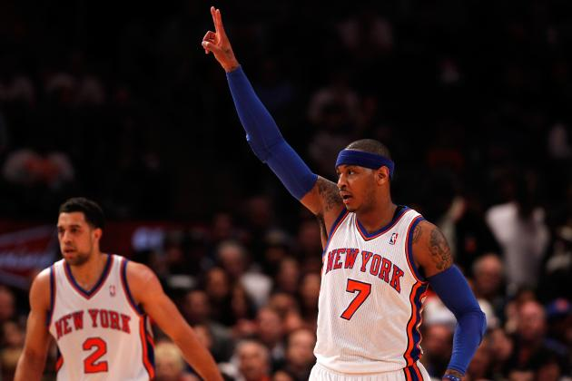 How the New York Knicks Escaped Salary-Cap Hell and Then Went Right Back