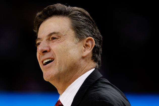 Rick Pitino Names Horse After Another Player