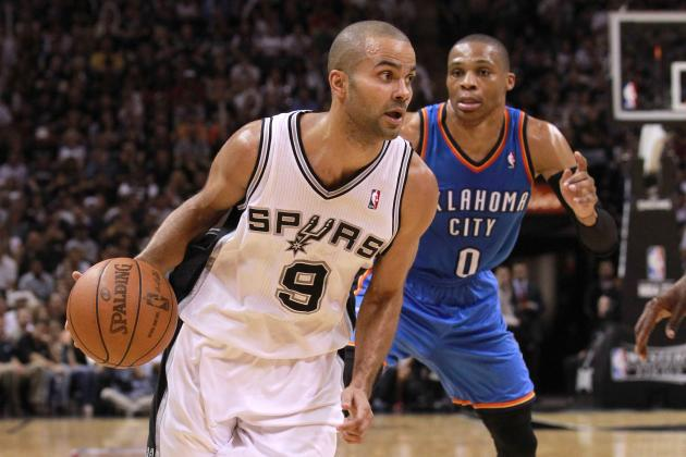 Tony Parker Has Earned His Due as One of the NBA's Best