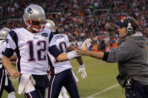 Can the New England Patriots Go 16-0 in 2012?