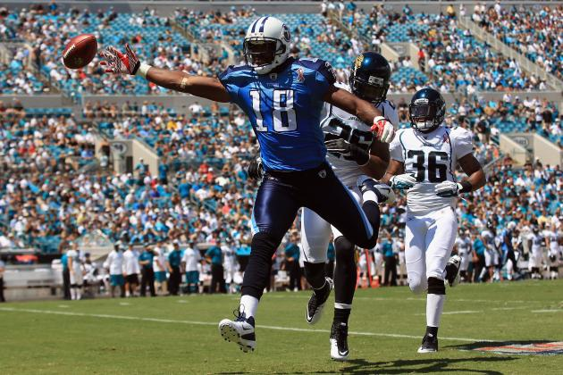 Tennessee Titans: Kenny Britt's Troubles Justify Titans Loading Up at WR