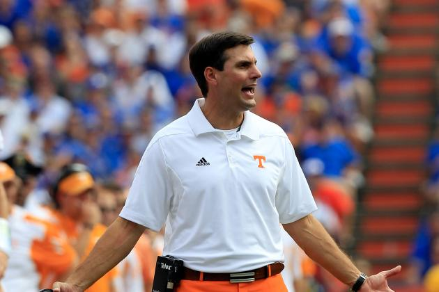 2012 Tennessee Football: How Derek Dooley's Vols Can Win the East