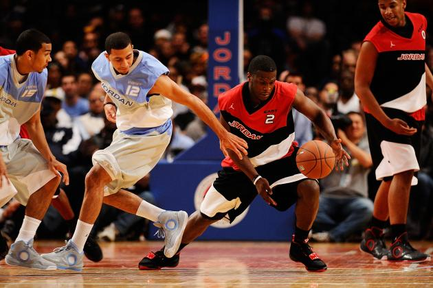 2012 NBA Rookie Player Comparison: Kendall Marshall and Dion Waiters