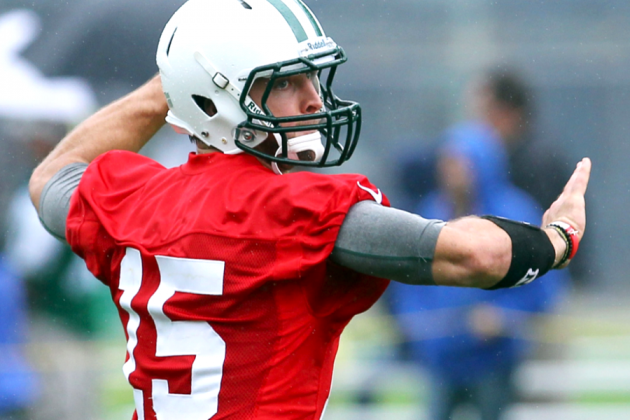 Breaking Down Tim Tebow's Red-Zone Package for the New York Jets