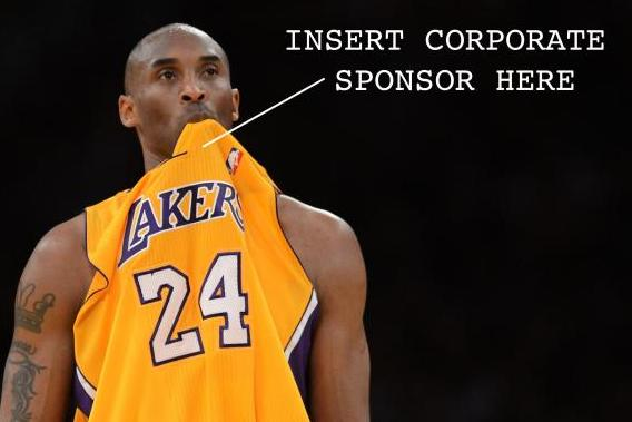NBA Will Place Advertising on Jerseys in 2013 in Smart, Necessary Decision