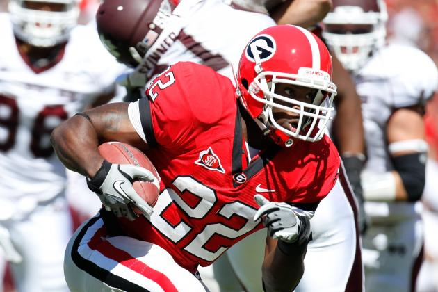 Commitment over Talent: Why Richard Samuel Deserves Starting Job for UGA