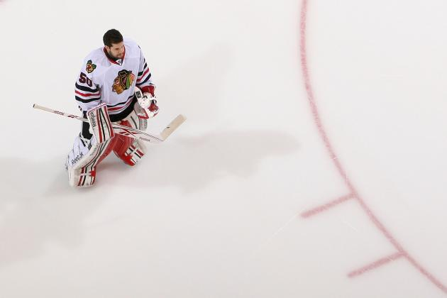 Chicago Blackhawks: My Questions for This Weekend's Fan Convention