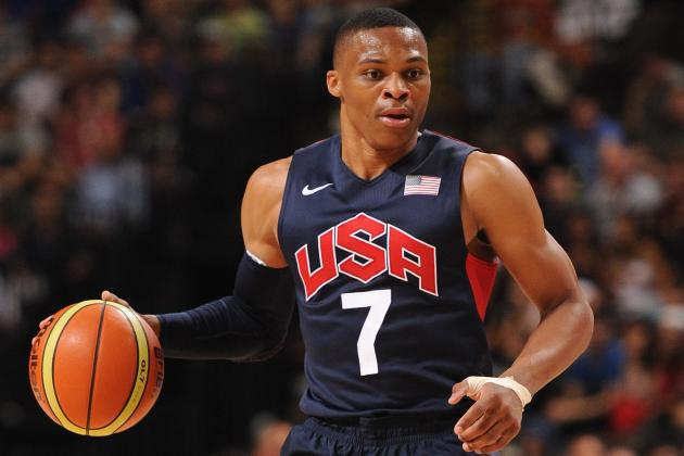 US Olympic Basketball Team 2012: Russell Westbrook Is Team USA's Unsung Hero
