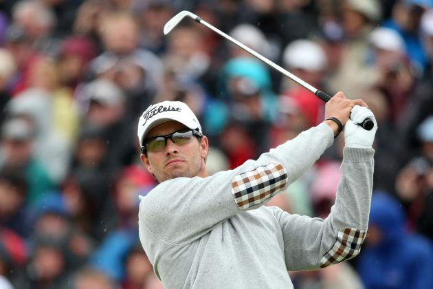 British Open 2012 Leaderboard: Analyzing Each Top Contender's Game