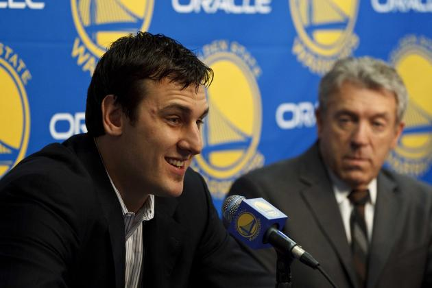 Golden State Warriors: What Should Be Expected of Andrew Bogut in 2012-13?