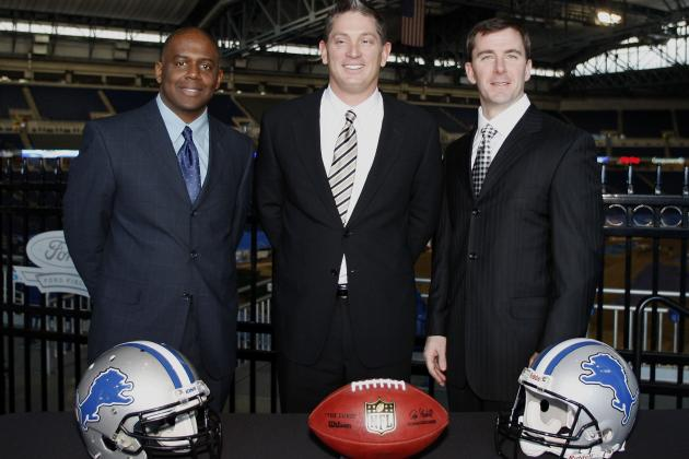 Lessons Learned from Detroit Lions', Martin Mayhew's 2012 Draft Strategy