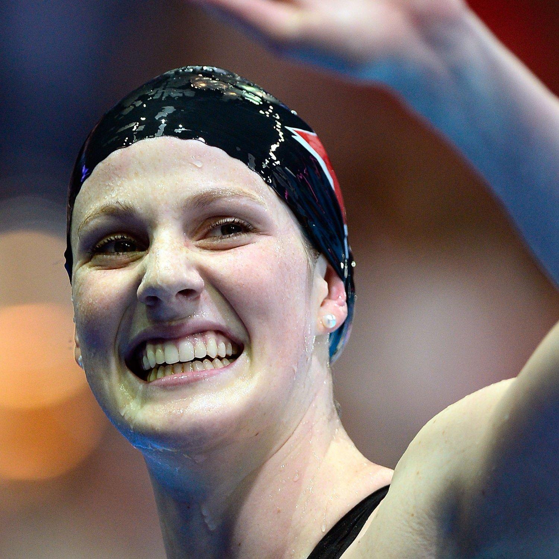 U.S. Olympic Swimmer Missy Franklin Responds To Aurora