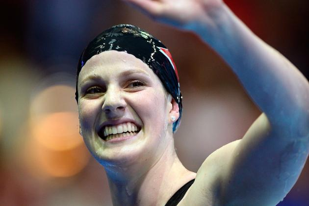 U.S. Olympic Swimmer Missy Franklin Responds to Aurora Shooting Tragedy