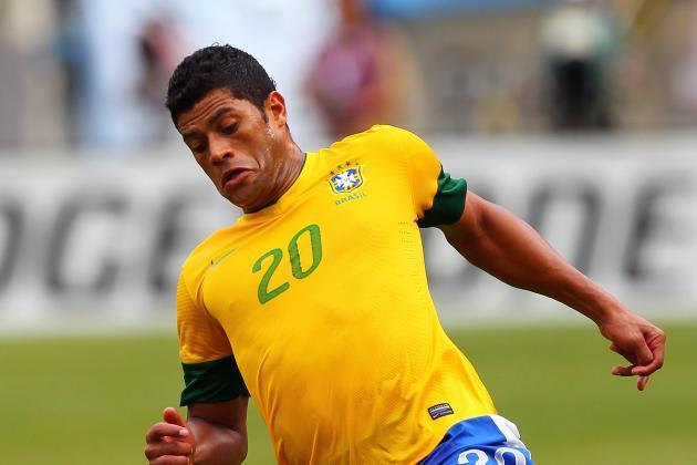 Team GB 0-2 Brazil