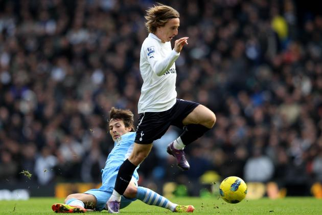 Tottenham Transfer News: Spurs Will Only Sell Modric for Deal over £40 Million