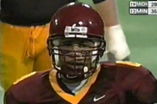 Classic Big Ten Football: Michigan at Minnesota, 2003