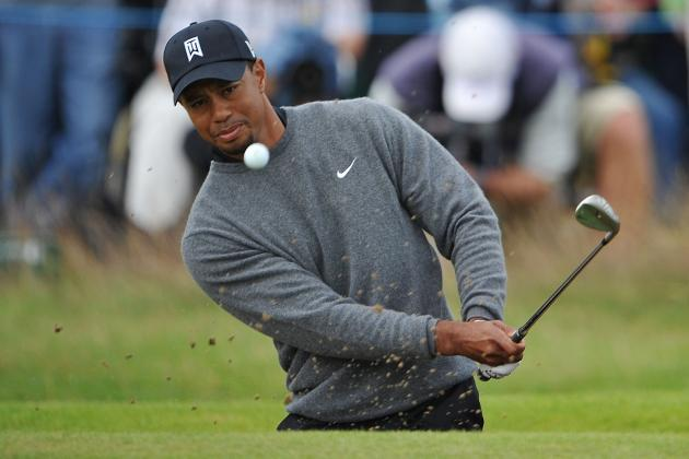 British Open 2012: Brandt Snedeker Leads but Tiger Is Lurking