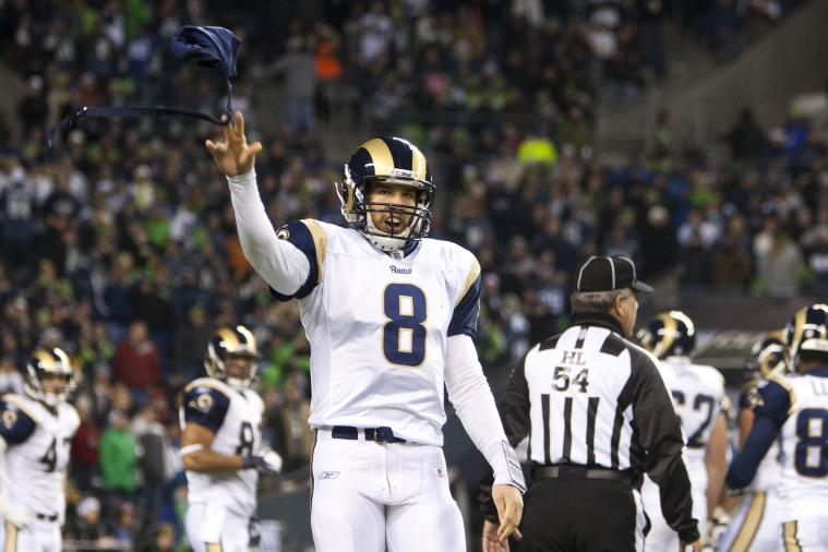 St. Louis Rams: Which Ram Will Be the Most Improved in 2012?