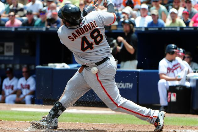 Is Pablo Sandoval's Weight Still an Issue for Bruce Bochy?