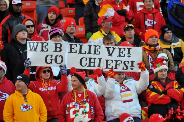 Kansas City Chiefs: Time Warner Cable Planning to Remove KCTV and KSMO