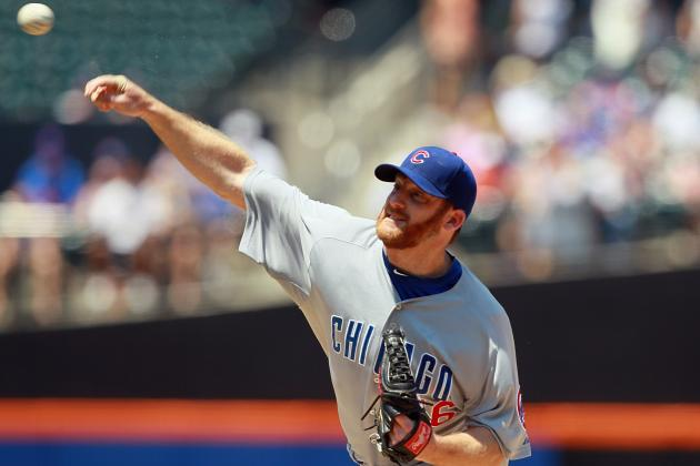 Ryan Dempster: LA Dodgers Have Best Shot at Landing Cubs Ace