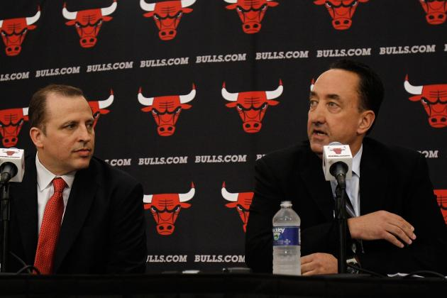 Chicago Bulls' 'cheap' Front Office Should Be Cut Slack