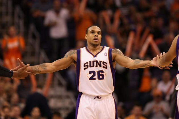 NBA Free Agents 2012: Keeping Shannon Brown the Best Move for Phoenix Suns
