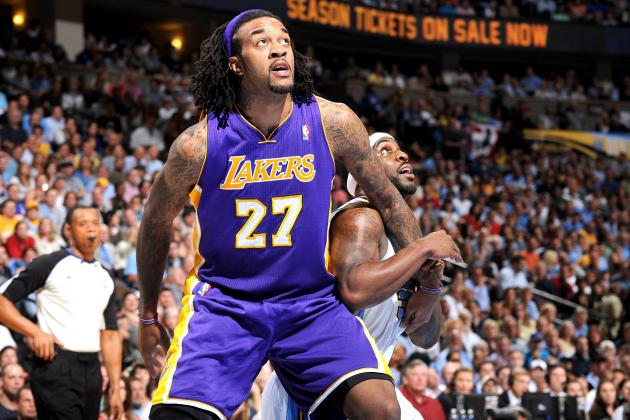 Jordan Hill Reportedly Reaches 2-Year Deal with Los Angeles Lakers
