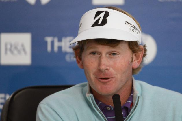 British Open Leaderboard 2012: Underdogs Who Are Still in Contention