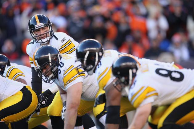 Pittsburgh Steelers Run Game Will Take a Backseat to Ben Roethlisberger in 2012