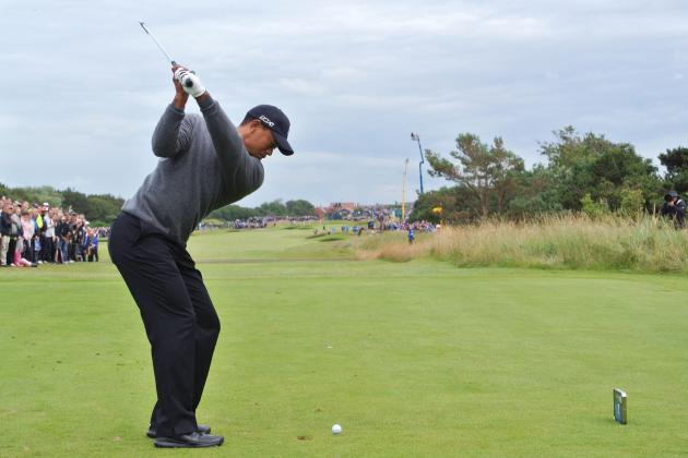 British Open TV Coverage 2012: Latest Schedule Info for Round 4
