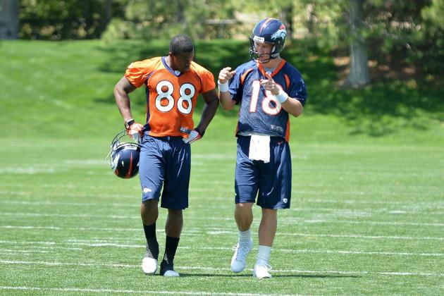 Reasons the Denver Broncos Should Be Favored in the AFC West