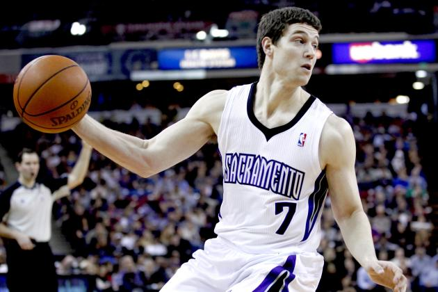 NBA Rumors: Trade Is Necessary for Jimmer Fredette to Avoid 'Bust' Label