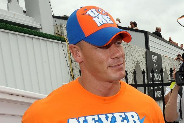 John Cena Will Win the WWE Championship at Raw 1000