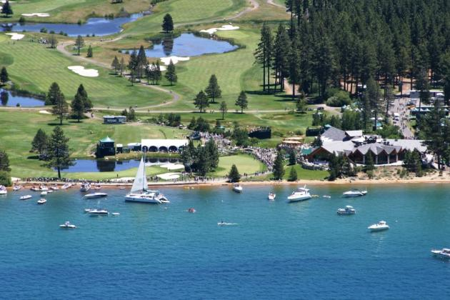 Edgewood Tahoe: Celebrity Golf at its Best!