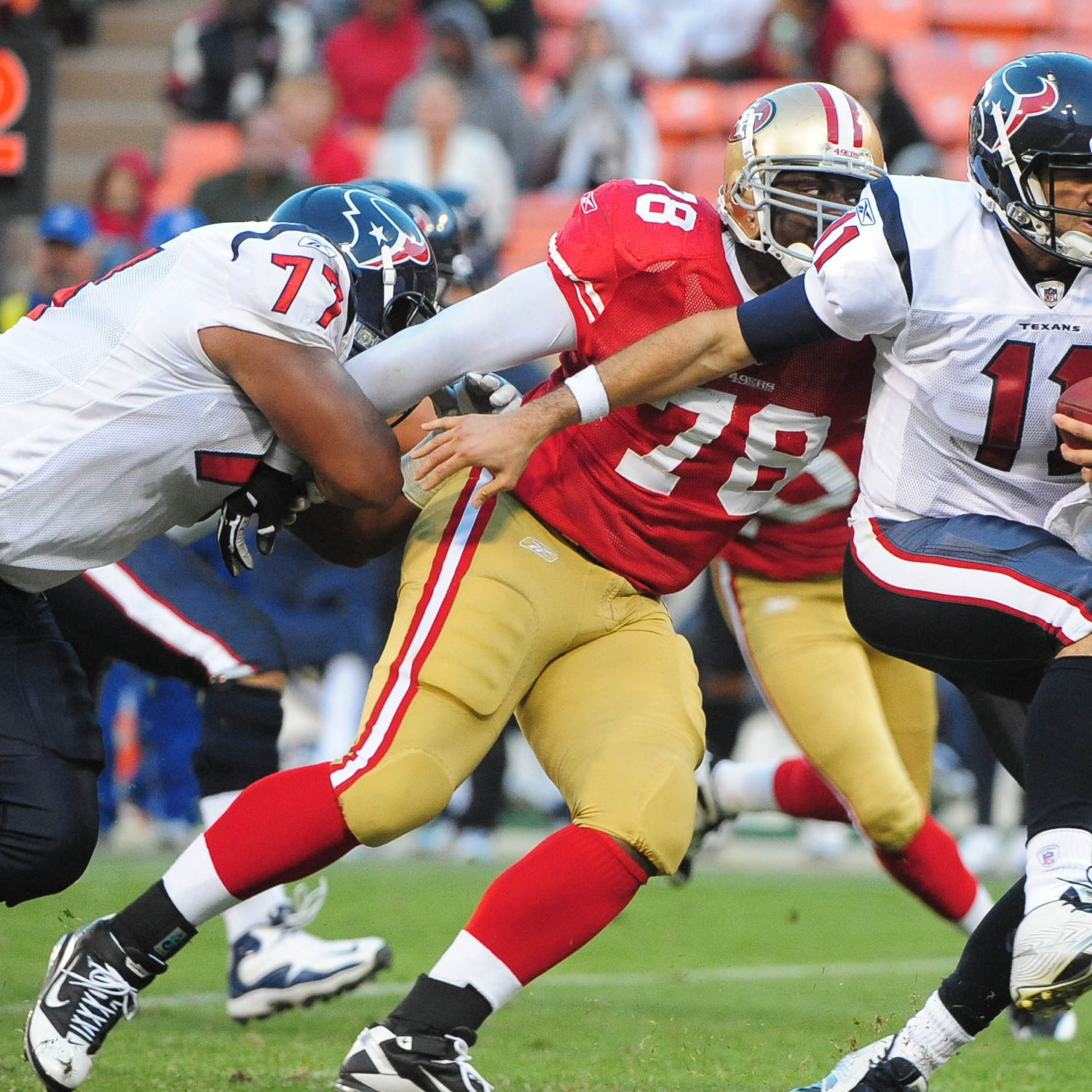 San Diego Chargers Future Opponents: DeMarcus Dobbs Has A Very Bright Future With The 49ers