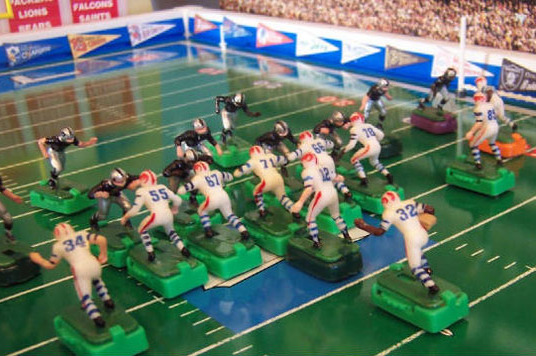 Football Players Toys For Toddlers : Electric football norman sas invention thrilled kids