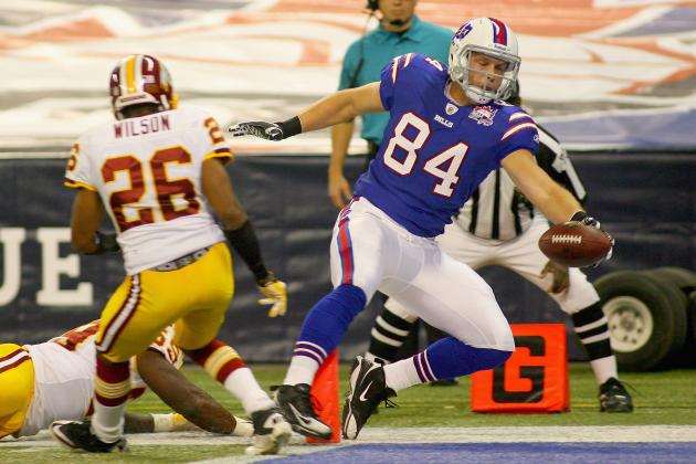 Why the Buffalo Bills Should Adopt a 2-Tight-End System
