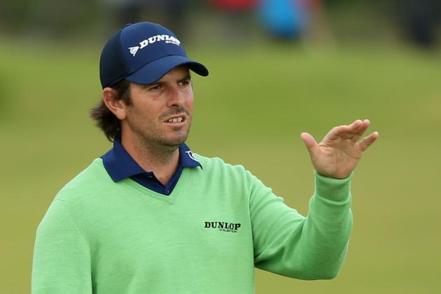 British Open 2012 Leaderboard: Players Who Will Struggle on Saturday