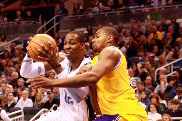 Bynum vs. Howard: Is Howard's Back More of a Concern Than Bynum's Knees?