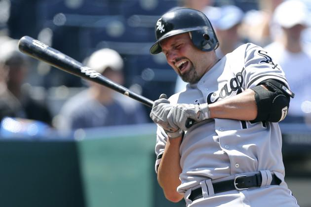Chicago White Sox: Adam Dunn and Paul Konerko Need to Catch Second Wind
