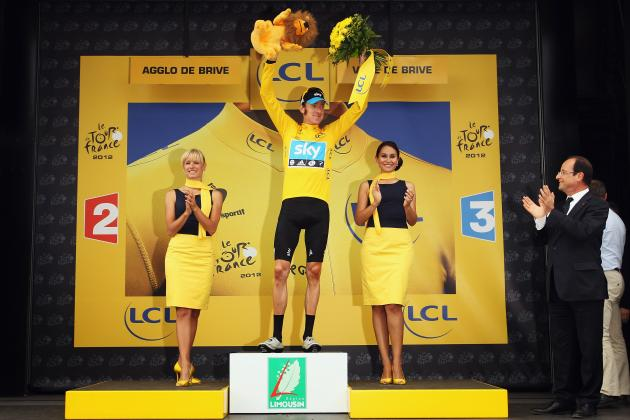 Tour De France 2012 Standings: Bradley Wiggins' Performance Shows Huge Potential