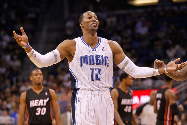 Lakers Rumors: LA Should Wait Until Dwight Howard Hits Free Agency